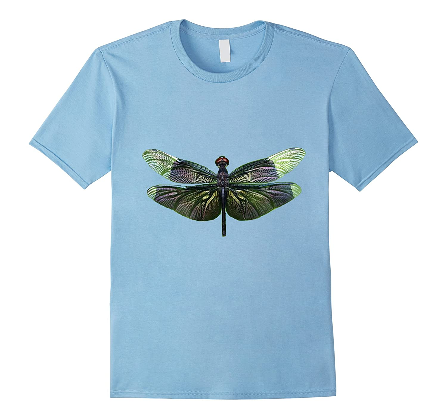 Colorful Dragon Fly Tee Shirt DRAGONFLY-CL