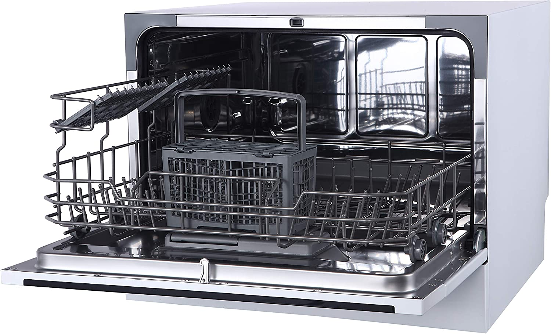 Amazon.com: Farberware - Lavavajillas portátil con depósito ...