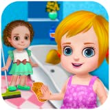 House Cleaning Tidy & Clean up : cleaning games & activities in this game for kids and girls - FREE