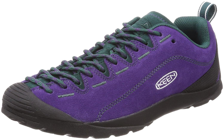 KEEN Women's Jasper-W Hiking Shoe B06ZY7DZMS 11 B(M) US|Petunia/June Bug