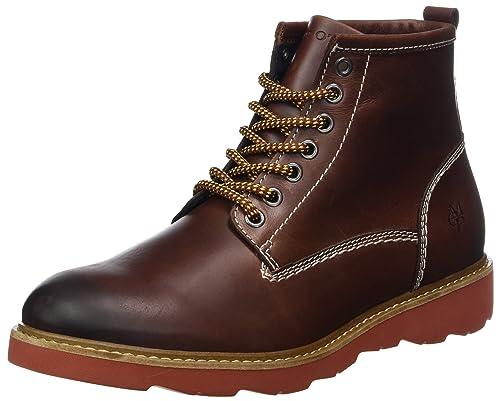 Marc O'Polo Herren Bootie Combat Boots