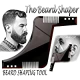 Beard Shaping Tool ,Celkase™ Brand New PREMIUM Packaging - Shape your beard to perfection with the advanced Grooming Shaping tool