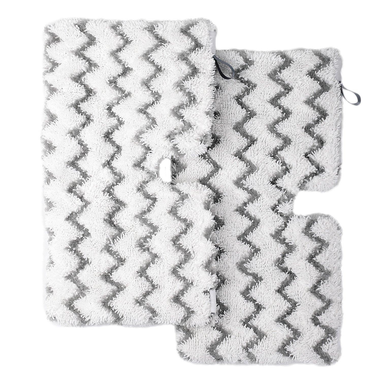 S3901 S3801 S3601 6 Pcs Microfiber Steam Mop Pocket Pads for Shark S3501