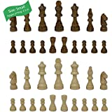 6e180f1b7f2c Amazon.com: Checkers Set in Folding Wooden Case - 100 Playing Field ...