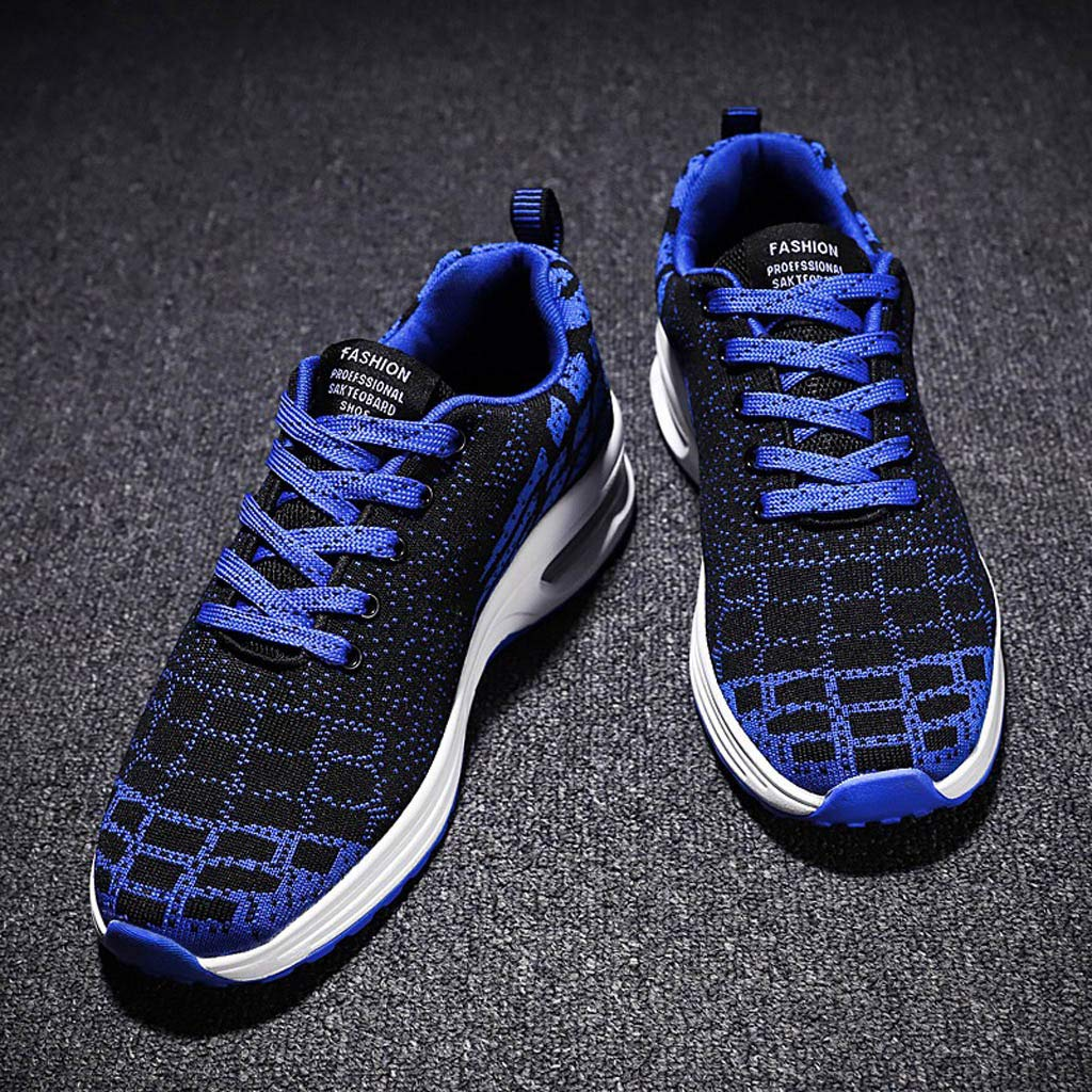 Kinlene Hommes Femme Basket Mode Chaussures de Sports Course Sneakers Gym athl/étique Multisports Outdoor Casual Chaussures de Sport Comp/étition Training Fitness Tennis Athl/étique Sneakers