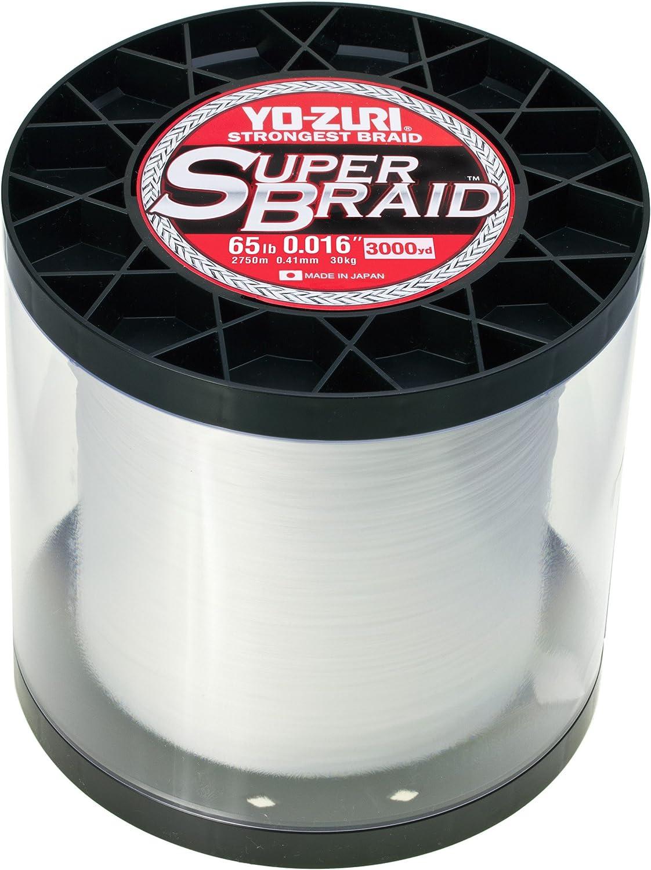 Yo-Zuri YZ SB 40LB WH 3000YD Super