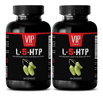 Amazon.com: 5 htp anxiety - L-5-HTP for a good nights sleep, for ...