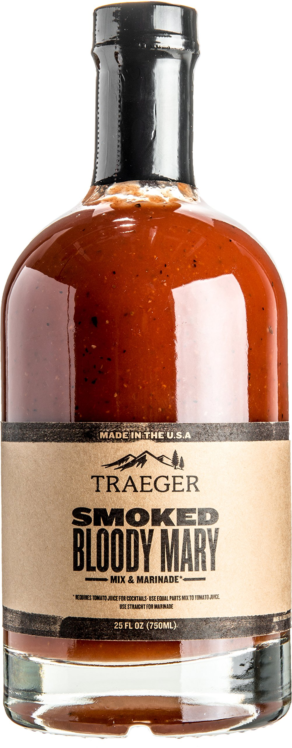 Traeger MIX002 Smoked Bloody Mary Mix