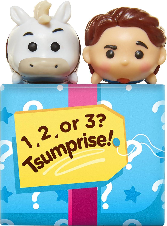 Disney Tsum Tsum Series 7 Style #5 Maximus//Flynn RIder//Tsumprise Jakks