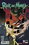 RICK & MORTY #26 - RELEASE DATE 5/31/17