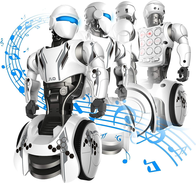 Amazon.es: Silverlit Ycoo by Junior 1.0 - Robot de Juguete programable con Panel táctil (21 cm)