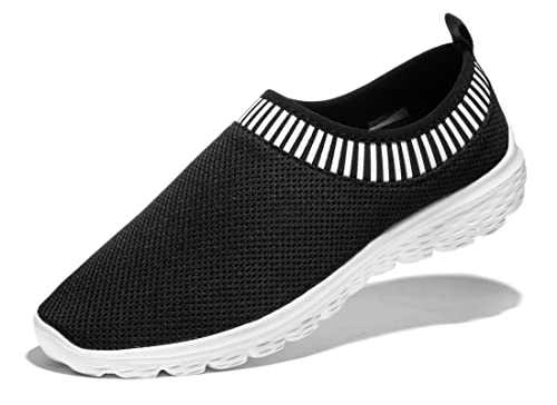Underwear & Sleepwears Summer Brand Running Shoes Men Socks Sneaker Sport Athletic Breathable Mesh Trainers Man Comfortable Super Light Slip-on Loafers