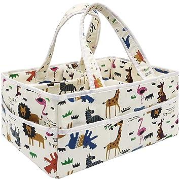 Amazon.com: Organizador de bolsa de pañales para recién ...