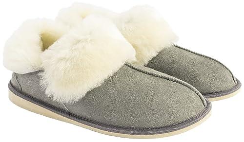fb8bb55ee Ciora Women's Luxury Handmade Genuine 100% Sheepskin Ankle Boot ...