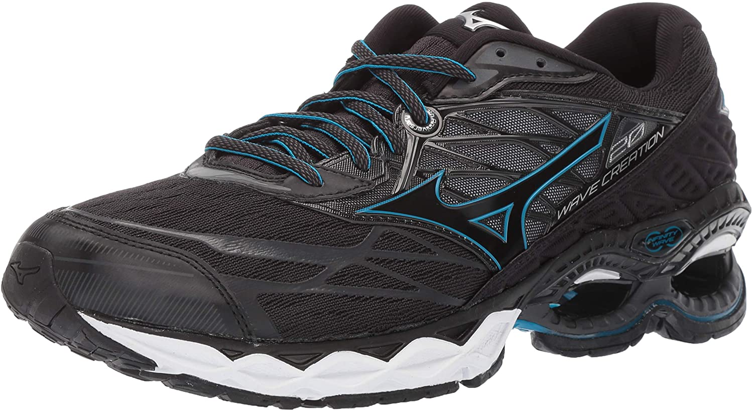 Mizuno Wave Creation 20, Zapatillas de Running para Hombre: Amazon.es: Zapatos y complementos
