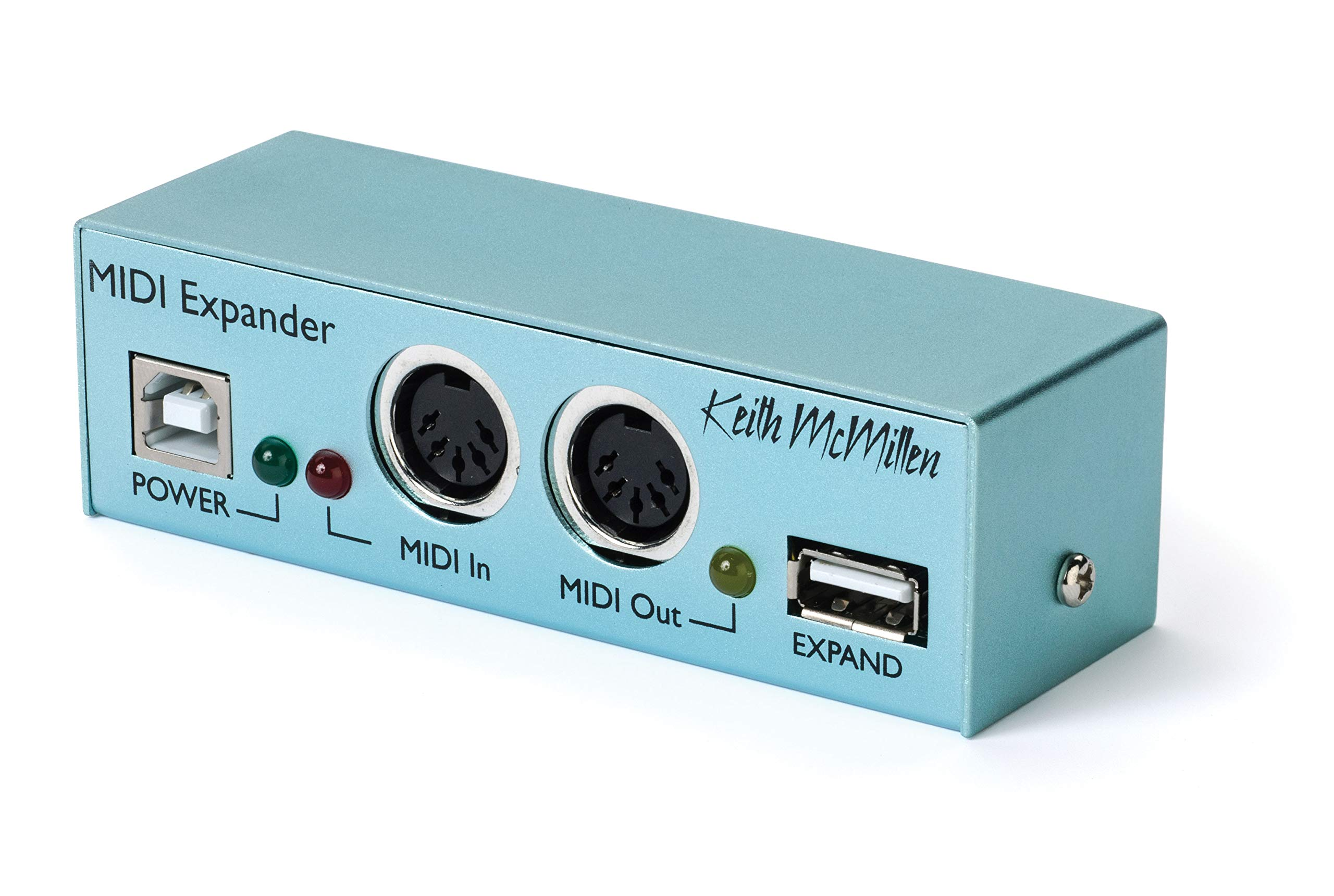MIDI Expander for Keith McMillen Instruments by Keith McMillen Instruments