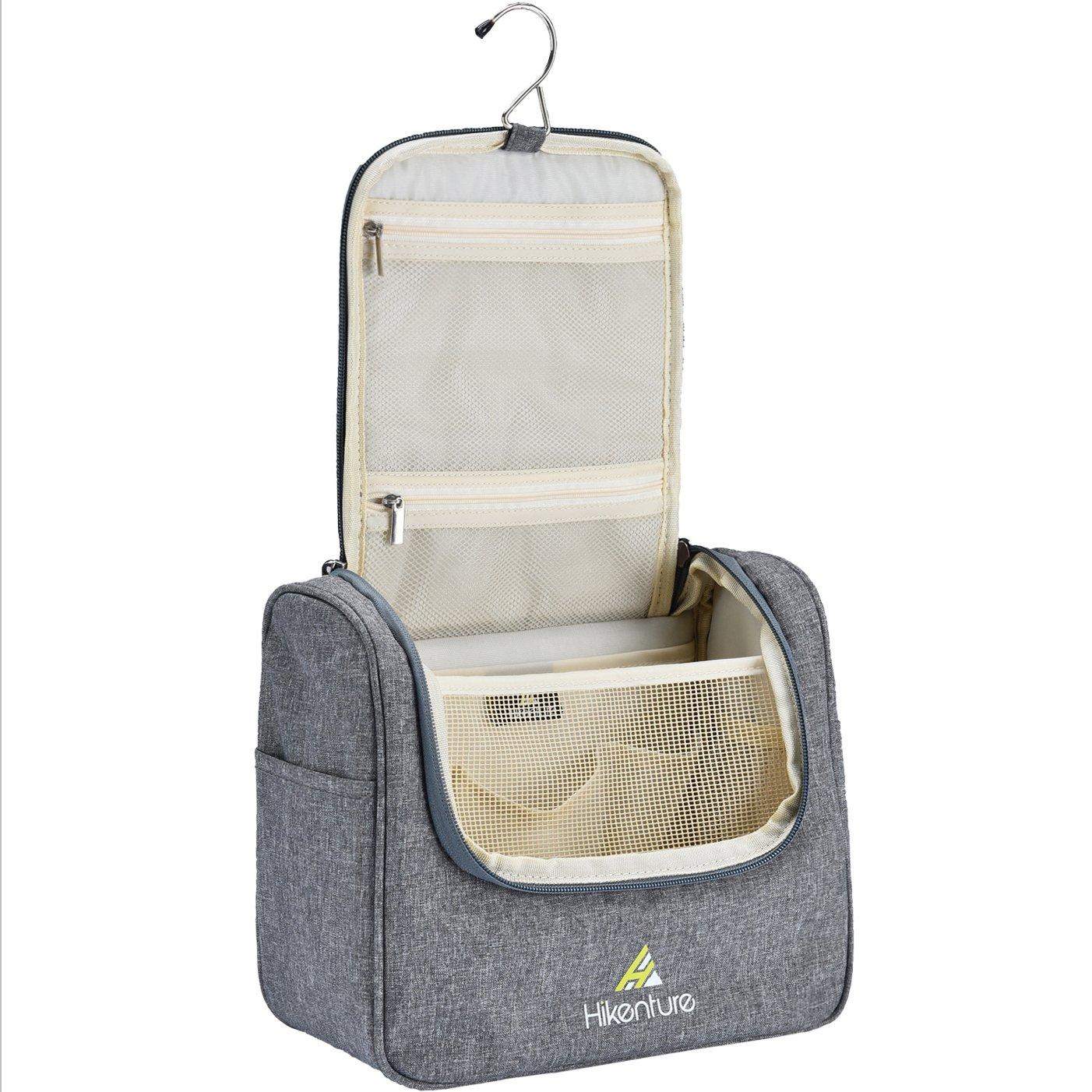 –Neceser para colgar de hikenture®–Para Hombre y Mujer de Viaje cosméticos bolsa