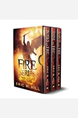 The Fire Series: Bones Of Fire, Trial By Fire, and Saints On Fire (Spiritual Warfare Novels Trilogy Box Set: Books 1 - 3) Kindle Edition