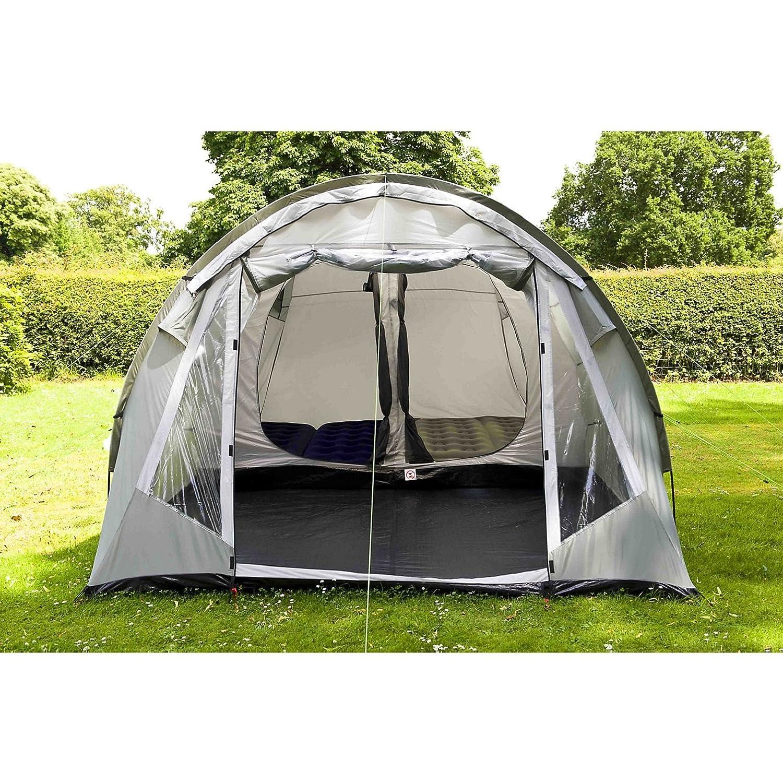 Multiple Room Tents Coleman Coastline 4 Deluxe Tent 4 Person Green Amazoncouk