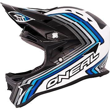 Casco Downhill ONeal Oozy Avian Fidlock azul (Tamaño de la cabeza: 55