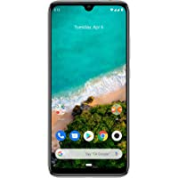 Xiaomi Mi A3 (More Than White, 4GB RAM, AMOLED Display, 64GB Storage, 4030mAH Battery)