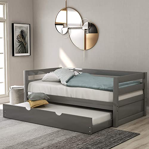 Knocbel Solid Wood Platform Bed Frame