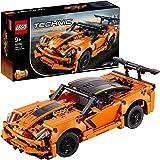 Lego Technic Chevrolet Corvette ZR1 Replica Construction Set, Multi-Colour, 42093