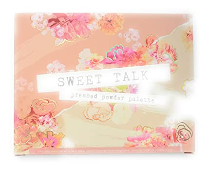 Amazon.com : Colourpop Sweet Talk Pressed Powder Eyeshadow Palette : Beauty