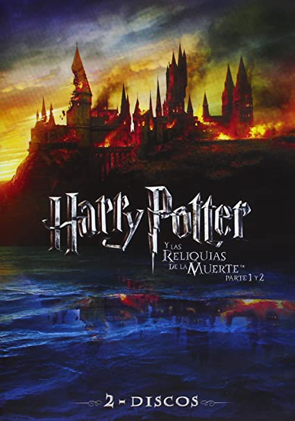 Harry Potter Y Las Reliquias De La Muerte Partes 1 + 2 DVD ...