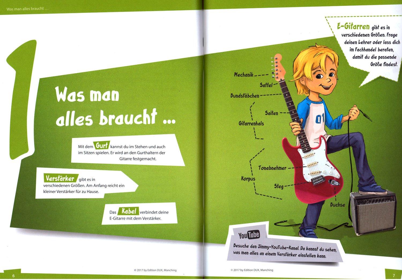 Beste Wie Man Elektrische Gitarre Verbindet Galerie - Die Besten ...