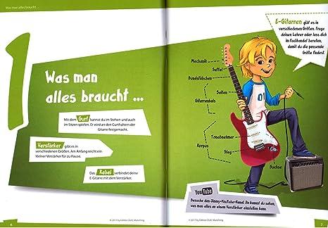 Jimmy, le chef est une guitare électrique école de guitare de Rue protzer pour enfants de 6 à 12 ans - Avec Play Alongs sur le site web de Jimmy et original ...