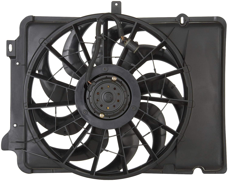 Spectra Premium CF15041 Radiator Fan Assembly