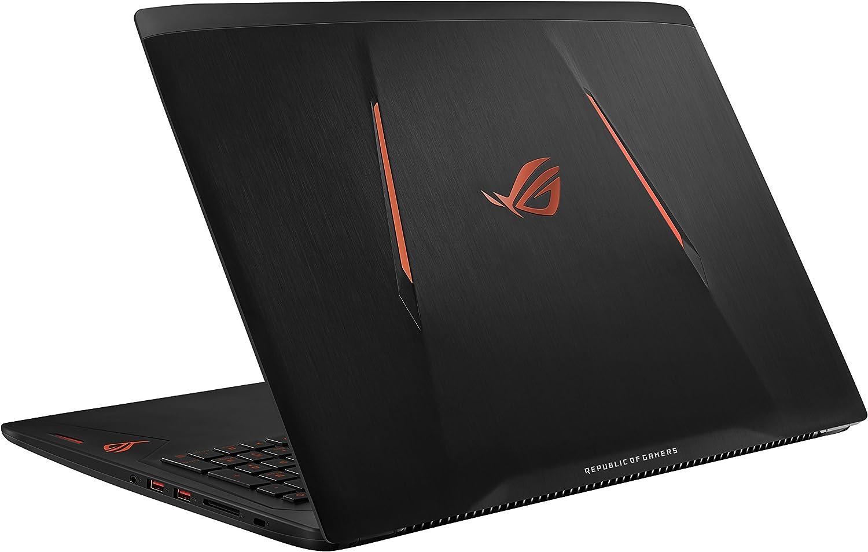Amazon Com Asus Rog Gl502vs Db71 15 6 Fullhd Gaming Laptop Intel Core I76700hq Nvidia Gtx 1070 256gb Pcie Ssd 1tb Hdd Windows 10 Black Computers Accessories