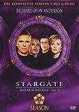 Stargate Kommando SG-1 - Season 05 [6 DVDs]