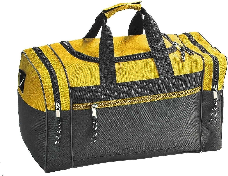 Gym ProperEquip 17 Sports Blank Duffle Duffel Bag Travel Gym Accessories Bag