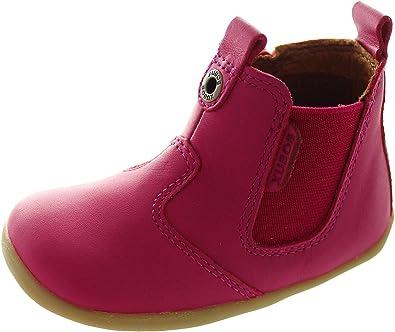 Bobux Step Up Jodphur Boot, Chaussures Souples pour bébé (Fille) Rose Rose - 1817142b744a