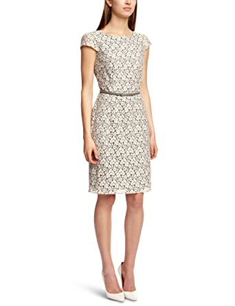 ESPRIT Collection Damen Kleid (knielang) R23164
