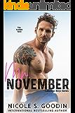 Mr. November: A Hero Romance (Calendar Boys Book 11)