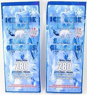 Amazon.com: 12pcs Cubito de hielo desechables Self Sealing ...