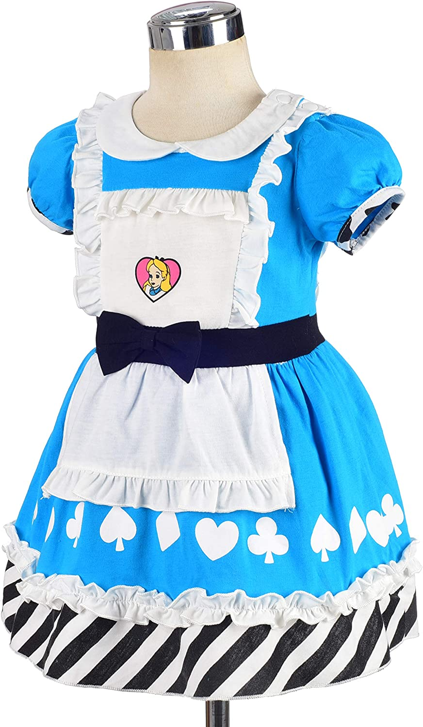 Lito Angels Princess Costume Halloween Christmas Birthday Party Dress Up for Toddler /& Little Girls