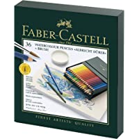Faber-Castell Albrecht Durer 36 Watercolour Pencils in Studio Box (18-117538)