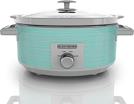 Black+Decker 7-Quart Slow Cooker