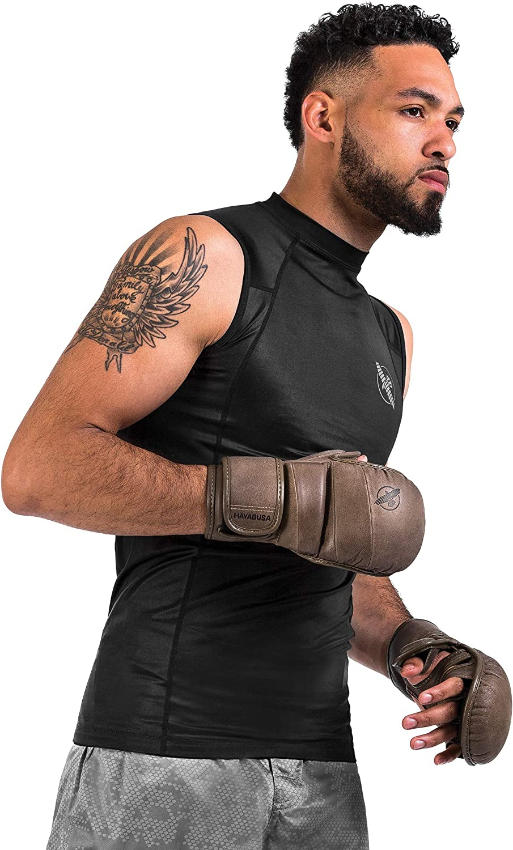 Hayabusa T3 Kanpeki 7oz Hybrid MMA Gloves
