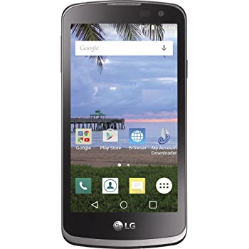 amazon com lg lg500g tracfone with double minutes for life cell rh amazon com LG 500G Cell Phone LG 530G Case