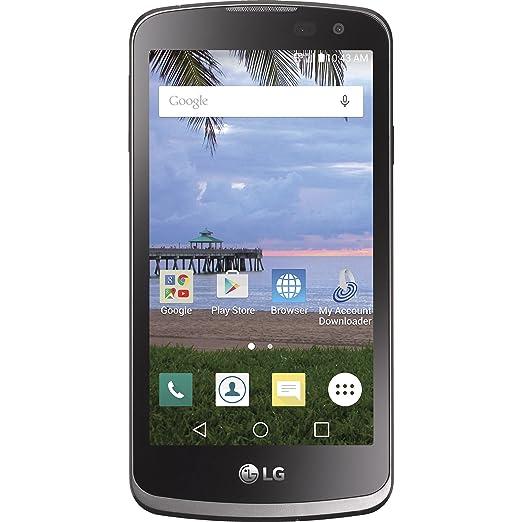 Amazon.com: TracFone LG Rebel 4G LTE Prepaid Smartphone ...