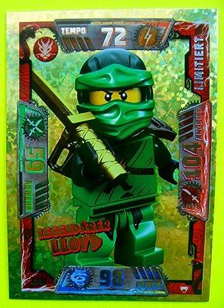 LEGO® Ninjago Trading Card Game Digi Kai Limitierte Karte Nr.LE02