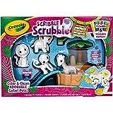 Crayola 涂鸦擦洗剂,彩色清洗儿童宠物玩具,礼品,年龄 3,4,5,6 岁 Safari 动物 Vary