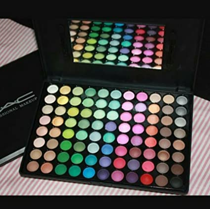 88 Colour Eyeshadow Palette | Lioness's Journey