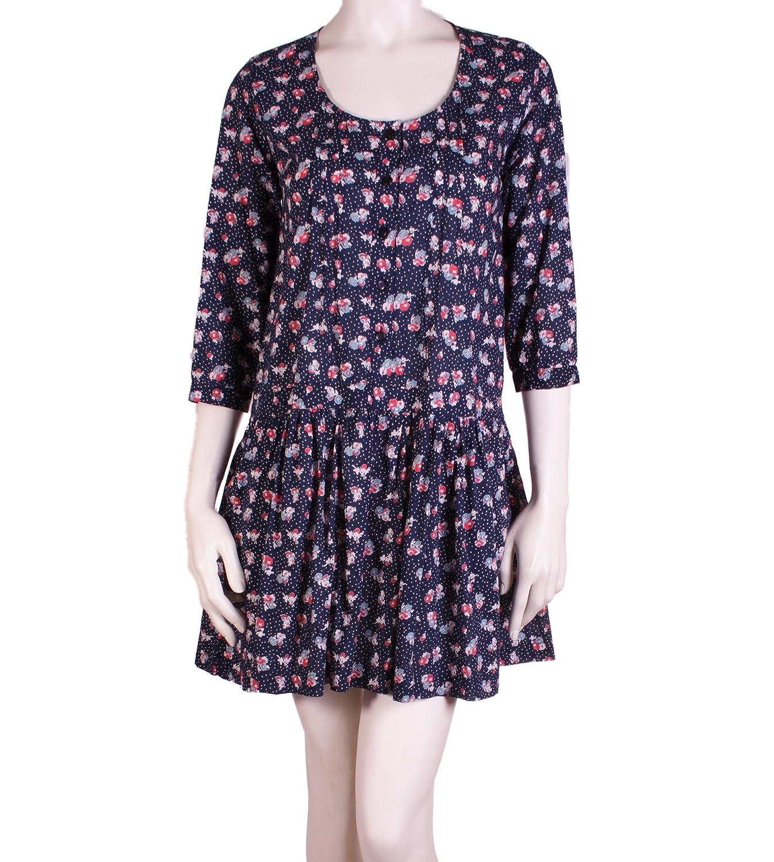 Bibico Floral Print Tea Dress