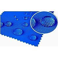 tukan-tex Waterafstotende outdoor stof afdekzeil/tentzeil Oxford 210d (blauw)